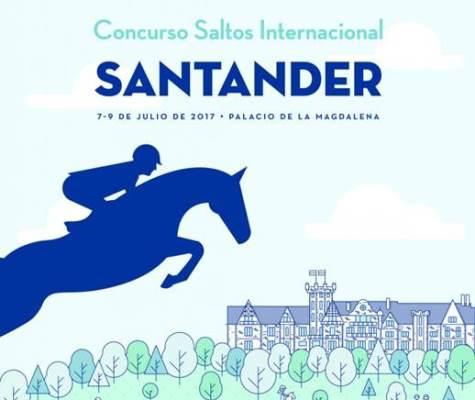 Turismo Cantabria - deporte- saltos- caballos-hípica- Palacio de la Magdalena- Concurso Saltos Internacional de Santander 2017- verano