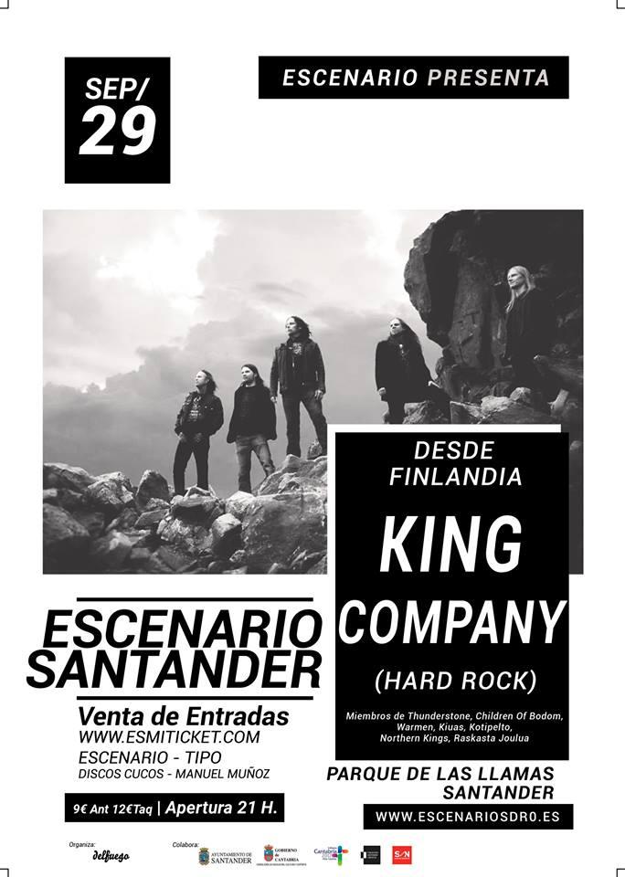 Turismo Cantabria - Año Jubilar Lebaniego - Escenario Santander- King Company- septiembre