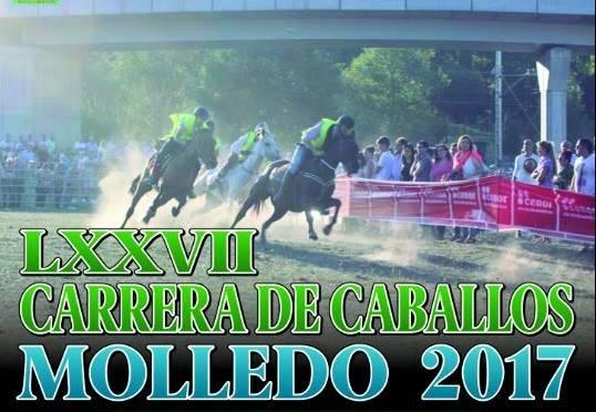 Turismo Cantabria - Año Jubilar Lebaniego - Carrera de Caballos de Molledo- Molledo- Deporte- 2017- Fiesta de Interés Turístico Regional