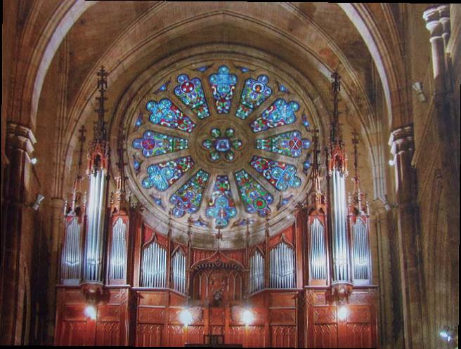 Cantabria Turismo- Año Jubilar Lebaniego - concierto- órgano- camino del norte- camino de santiago- iglesia- gratis