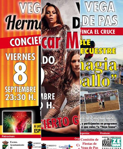 Turismo Cantabria - Año Jubilar Lebaniego - Fiestas de Nuestra Señora en Vega de Pas- Azúcar Moreno- Espectáculo Ecuestre- Hermanos Cosío- septiembre- planes