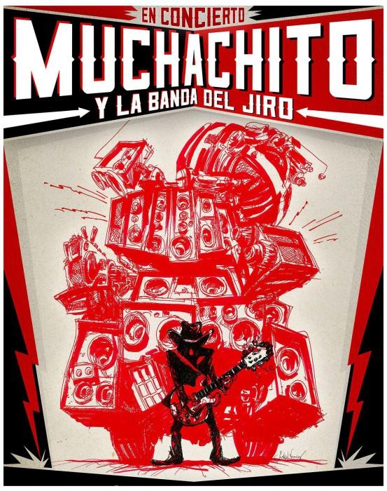 Muchachito y la banda del Jairo en Santander
