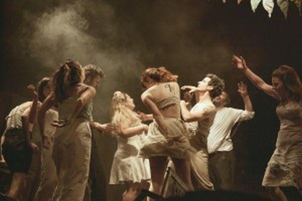 Danzad Malditos en el Palacio de Festivales de Cantabria