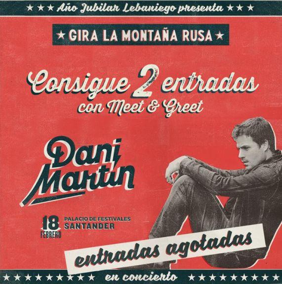 Concurso Dani Martín