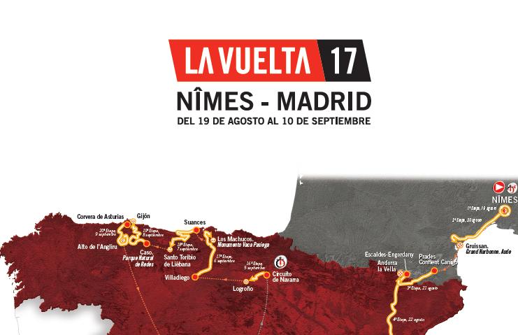 Turismo Cantabria - deporte- ciclismo- Año Jubilar Lebaniego-vuelta a España- Los Machucos- Etapa 17- etapa 18- bicis- ciclismo- Santo Toribio- Vuelta Ciclista a España