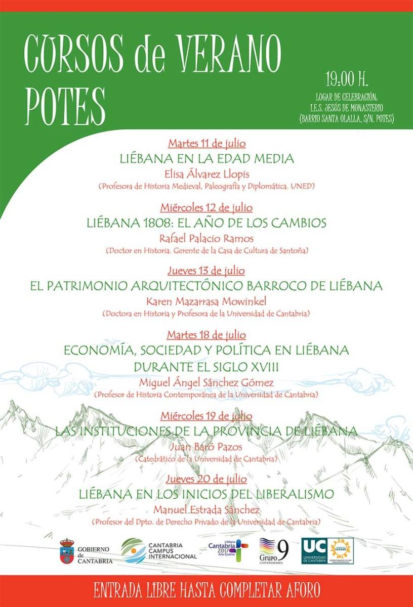 Turismo Cantabria - Turismo Cultural - Año Jubilar Lebaniego - conferencias- Potes- Liébana- Verano - Cultura