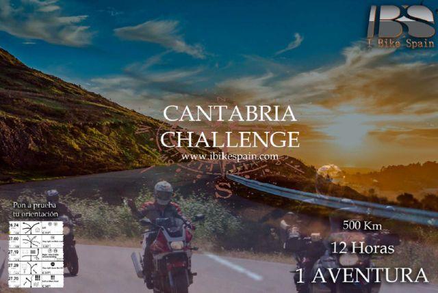 Cantabria Challenge, para los apasionados de la moto