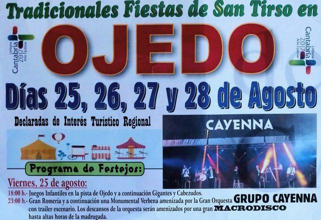 Turismo Cantabria - Turismo Cultural - Año Jubilar Lebaniego - Ojedo- San Tirso- Fiesta de Interes Regional