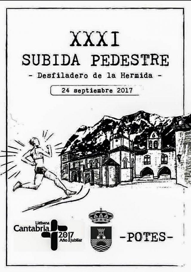 Turismo Cantabria - Año Jubilar Lebaniego -Potes- Desfiladero de la Hermida- carrera- trail- carrera pedestre