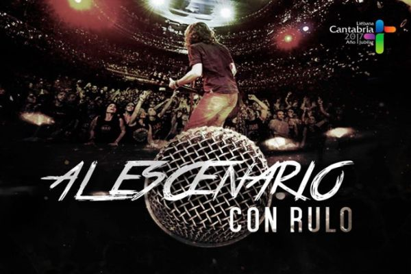 Concurso Al escenario con  Rulo Año Jubilar Lebaniego Cantabria
