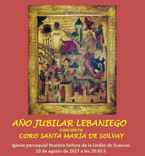 Turismo Cantabria - Turismo Cultural - Año Jubilar Lebaniego - Concierto - Coros- Música vocal- coros- suances- verano- agosto