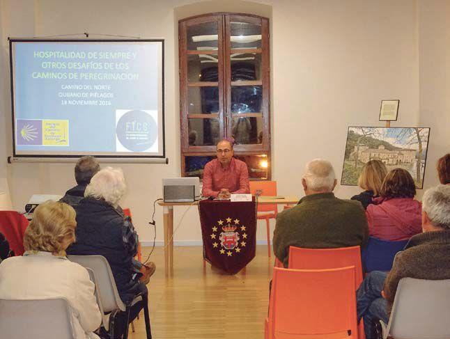 Turismo Cantabria - Turismo Religioso - Año Jubilar Lebaniego - Cultura - conferencias  - peregrinos- peregrinación- Bareyo