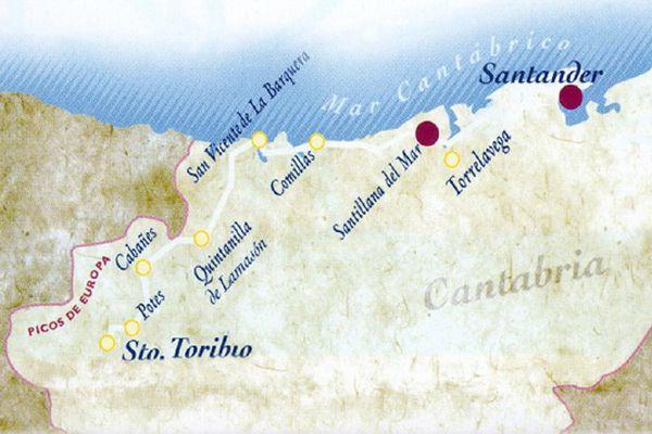 Peregrinación a Santo Toribio de Liébana Año Jubilar Lebaniego
